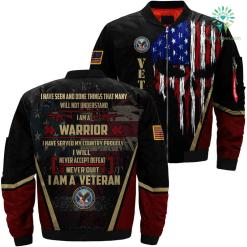 I have seen and done things proudly Veteran 3D full print jacket %tag familyloves.com