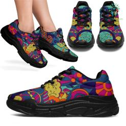 Funky Chunky Sneakers %tag familyloves.com