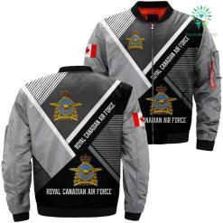 Canadian air force 3D print jacket %tag familyloves.com