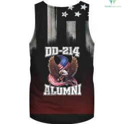 DD 214 Tshirt DD-214 Alumni Shirt Military Veteran %tag familyloves.com
