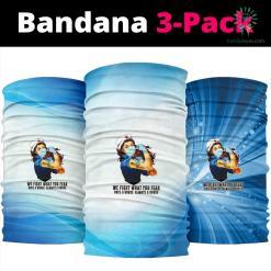Retired Nurse Bandana %tag familyloves.com