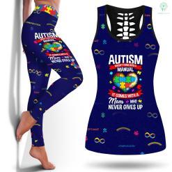 Autism Walk Autism Mom Shirt Women Autism Awareness Shirts Mom Cute Gift T-Shirt Autism Logolegging And Tanktop %tag familyloves.com