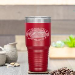 Promoted To Uncle Est 2020 Father's Day Gift Tumbler %tag familyloves.com