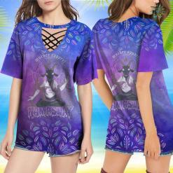 Irish Yoga Shirt Namaslay Yoga Baphomet Metal T-Shirt Yoga Shirts Amazon %tag familyloves.com