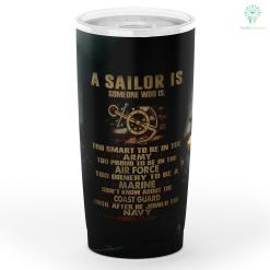 A Sailor Is Someone Who Is Too Smart To Be Tumbler %tag familyloves.com