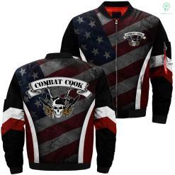US Navy Combat Cook JACKET %tag familyloves.com