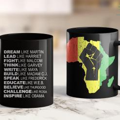 Black Lives Matter Protest Inspirational Black History Influential Black Leaders Tee 11Oz 15Oz Black Mug %tag familyloves.com