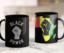 Black Lives Matter Racist Civil Rights Black Power Fist 11Oz 15Oz Black Mug %tag familyloves.com