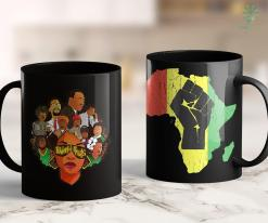 Black Lives Matters Demands Powerful Roots Black History Month I Love My Roots 11Oz 15Oz Black Mug %tag familyloves.com