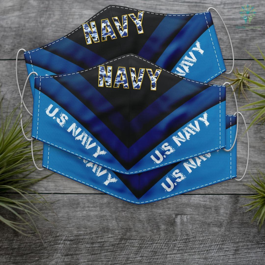 Cap Us Navy Us Navy Camo Digital Camouflage Tee Face Mask Gift %tag familyloves.com