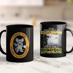 Dav Pickup Vietnam Tunnel Rat Non Gratum Anus Rodentum 11Oz 15Oz Black Coffee Mug %tag familyloves.com