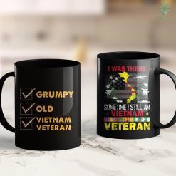 Donation Pick Up Veterans Funny Veteran Grumpy Old Vietnam Veteran Gifts 11Oz 15Oz Black Coffee Mug %tag familyloves.com