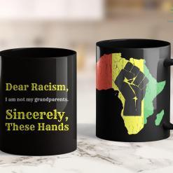 Lives Matter Pro Black Power . 11Oz 15Oz Black Mug %tag familyloves.com