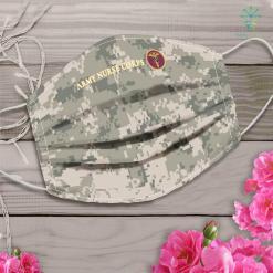 Mug Mat Us Army Medical Corps Hospital Nurse Military Doctor Gift Face Mask Gift %tag familyloves.com