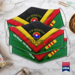 Names On Vietnam Memorial 9Th Infantry Division Vietnam Veteran Face Mask Gift %tag familyloves.com