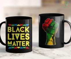 Pregnant Black Teen Black Lives Matter Equality Black Pride Melanin Gift 2020 11Oz 15Oz Black Mug %tag familyloves.com