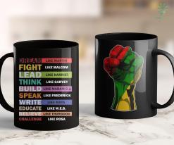 Pro Black Meaning Black Lives Matters - Black Leaders Black History Month 11Oz 15Oz Black Mug %tag familyloves.com