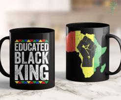 Rallying Cry Poe Educated Black King Black Pride Gift 11Oz 15Oz Black Mug %tag familyloves.com
