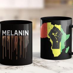 Seattle Black Lives Matter Drippin Melanin Shirts For Women Pride - Gifts Black History 11Oz 15Oz Black Mug %tag familyloves.com