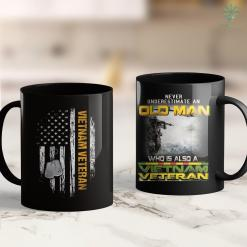 Traveling Vietnam War Memorial Vintage American Usa Flag Vietnam Veteran Cool Gift 11Oz 15Oz Black Coffee Mug %tag familyloves.com