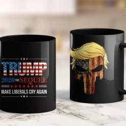 Trump 2020 Ad Campaign Trump 2020 Make Liberals Cry Again Donald Trump Election 11oz Coffee Mug %tag familyloves.com