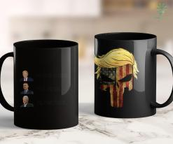 Trump 2020 Advertisement Trump More Jobs Obama No Jobs Clinton Blow Jobs 11oz Coffee Mug %tag familyloves.com