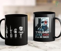 Trump 2020 Gear Funny Lgbt Parody Liberty Guns Beer Trump 11oz Coffee Mug %tag familyloves.com
