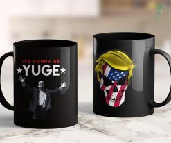 Trump 2020 Hat Ebay President Donald J. Trump Its Gonna Be Yuge 11oz Coffee Mug %tag familyloves.com