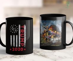 Trump 2020 Poll American Flag Design Trump 2020-Trump 2020 Men Women Gift 11oz Coffee Mug %tag familyloves.com