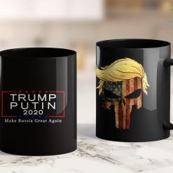 Trump 2020 Svg Trump Putin 2020 - Make Russia Great Again 11oz Coffee Mug %tag familyloves.com