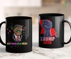 Trump 2020 Yeah Im A Trump Girl Get Over It Womens Pro Trump 4Th July 11oz Coffee Mug %tag familyloves.com