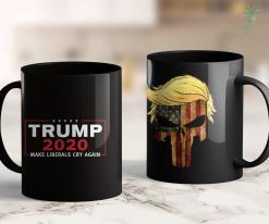 Trump Liberal Tears Donald Trump Jr For President 2024 11oz Coffee Mug %tag familyloves.com