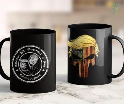 Trump Sweater Make America Two Stroke Again . Biker For Trump 11oz Coffee Mug %tag familyloves.com