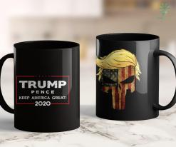 Trump 2020 Will Win Jesus Is My Savior Trump Is My President 2020 11oz Coffee Mug %tag familyloves.com
