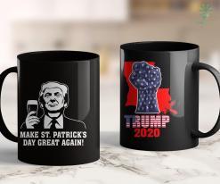 Trump Mug Vintage Aint No Laws When Youre Drinking Claws Trump 11oz Coffee Mug %tag familyloves.com