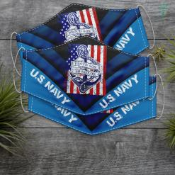 Us Navy Sticker Proud Son Of Us Navy Sailor Face Mask Gift %tag familyloves.com