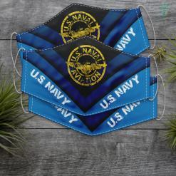 Us Navy Tapestry U.S. Navy Original Naval Aviation Vintage Gift Face Mask Gift %tag familyloves.com