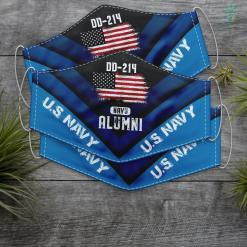 Us Navy Workout Us Navy Dd 214 Veteran American Dd214 Alumni Gift Face Mask Gift %tag familyloves.com