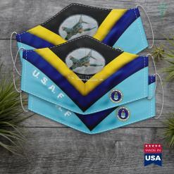 Usaf Headquarters Air Force F 4 Phantom Face Mask Gift %tag familyloves.com