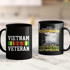 Veterans Charity Vietnam 1968 Veteran 11Oz 15Oz Black Coffee Mug %tag familyloves.com