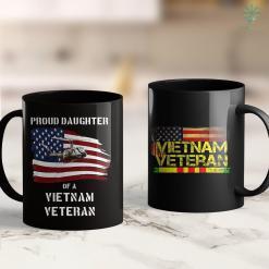 Veterans Donate Furniture Proud Daughter Of A Vietnam Veteran 11Oz 15Oz Black Coffee Mug %tag familyloves.com