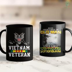 Veterans Pick Up Vietnam Veteran Proud Awesome Old Man Retired Veteran Club 11Oz 15Oz Black Coffee Mug %tag familyloves.com