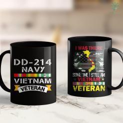 Vfw Donations Dd-214 Navy Vietnam Veteran Vietnam War Navy Vet 11Oz 15Oz Black Coffee Mug %tag familyloves.com
