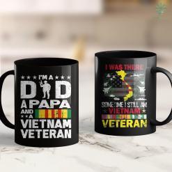 Vietnam Veterans Donation Pick Up Proud Sister Of A Vietnam Veteran Military Family 11Oz 15Oz Black Coffee Mug %tag familyloves.com