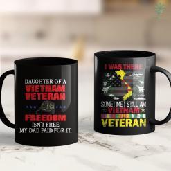 Vietnam Veterans Hats Vietnam Veteran The Best America Had Proud 11Oz 15Oz Black Coffee Mug %tag familyloves.com