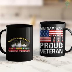 Vietnam Wall Names Vietnam Veteran Daughter My Dad Paid For It Gifts 11Oz 15Oz Black Coffee Mug %tag familyloves.com