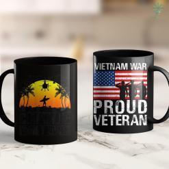 Vietnamese Clothing Stores Online Vietnam Veteran Daughter I Was Raised By Mine Veteran Dad 11Oz 15Oz Black Coffee Mug %tag familyloves.com