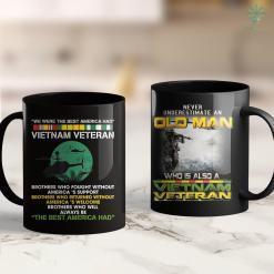 Wash Park Vet Vietnam Veteran The Best America Had Proud 11Oz 15Oz Black Coffee Mug %tag familyloves.com