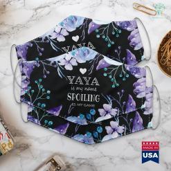 What To Buy Grandma For Christmas Yaya Is My Name Funny Yaya Gifts For Yaya Grandma Face Mask Gift %tag familyloves.com