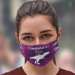 What To Get Your Mother For Christmas Momasaurus Dinosaur Rex Birthday For Mom Gift Face Mask Gift %tag familyloves.com